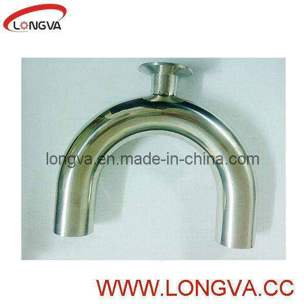 Sanitation Grade U Type 3-Way Triclover Tee