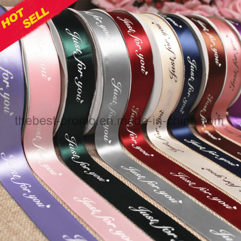 Free Shipping Christmas Ribbon with MOQ 100yards Satin Grosgrain