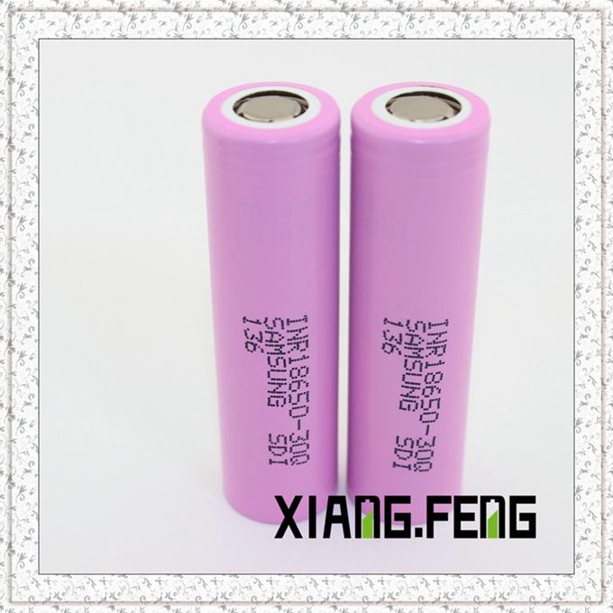 for Samsung 18650 3000mAh Battery Popular Vaping Battery Inr18650 Samsung 30q