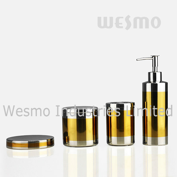 Round Shape Stainless Steel Bahroom Accessories (WBS0810D)