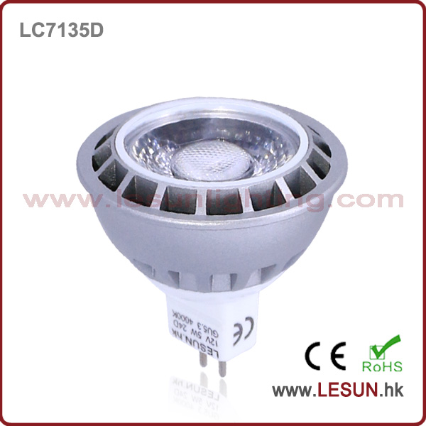 5W COB 12V AC/DC LED Spotlight/Cabinet Light LC7135D