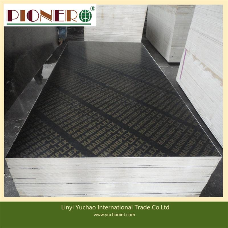 18mm Hot Sale Low Price Film Faced Plywood for Construction