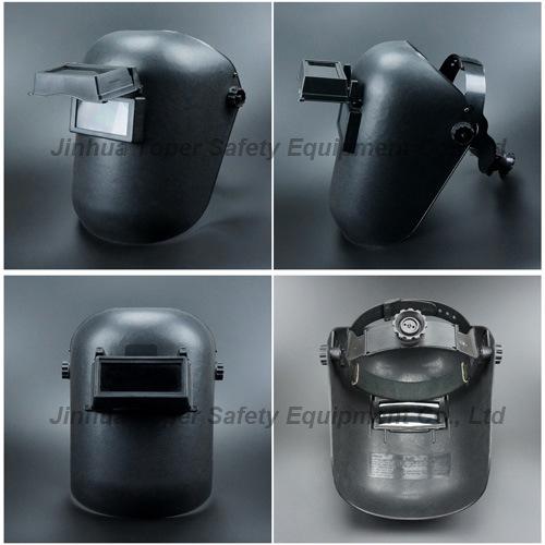 PP Material Wheel Ratchet Suspension Welding Mask (WM401)