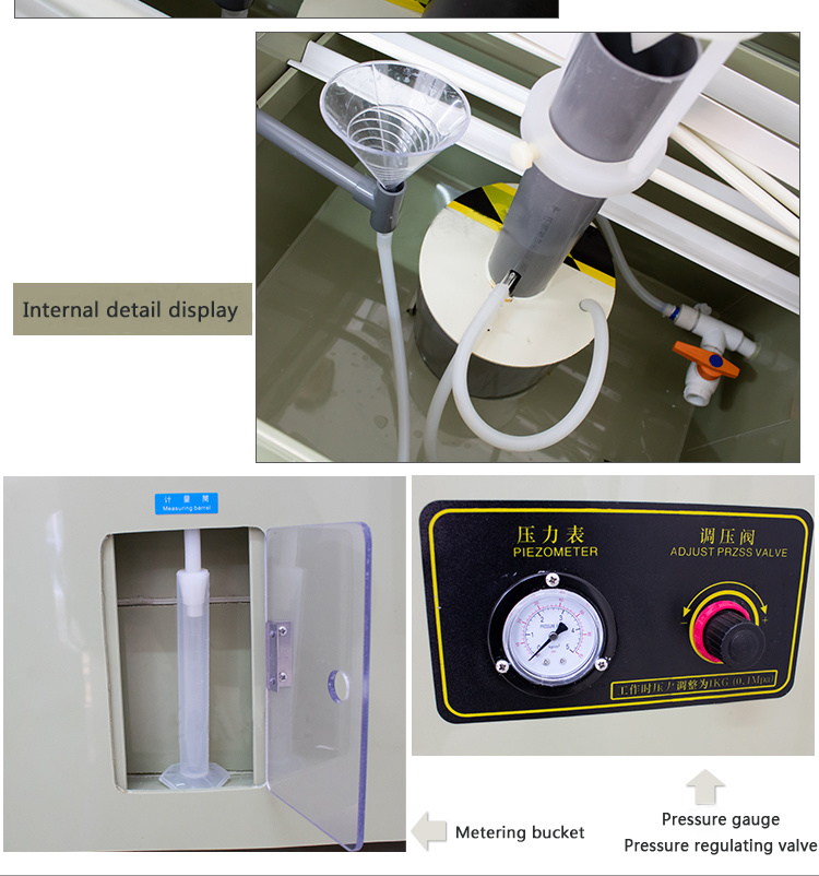 Laboratory Instrument Acetic Acid Testing Machine