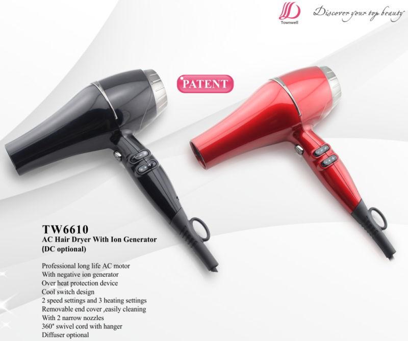Wholesale Multifunctional Hot Hair Dryer Brush
