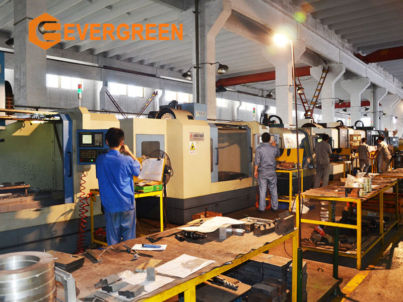 China OEM Low Pressure Aluminum Die Casting