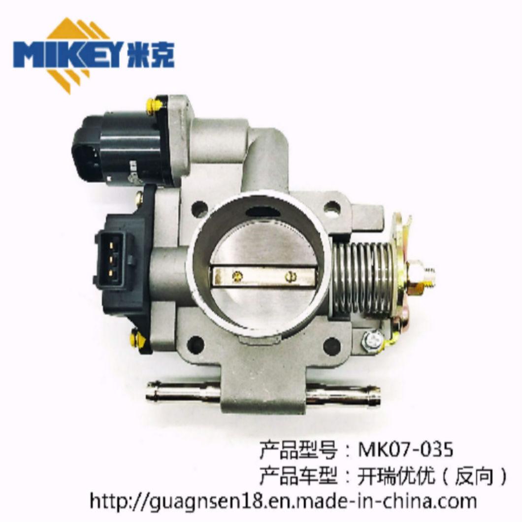 Throttle Assembly Car Valve Body Automobile Sensor Car Parts Car Accessories Mk07-035 Carrie Yo-Yo