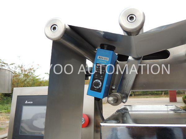 Aluminium Plastic / Alu Alu / Paper Plastic Automatic Capsule Tablet Blister Packaging Machine