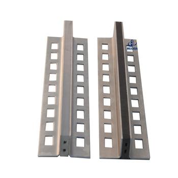 EPDM Rubber Insert Aluminum Movement Joint