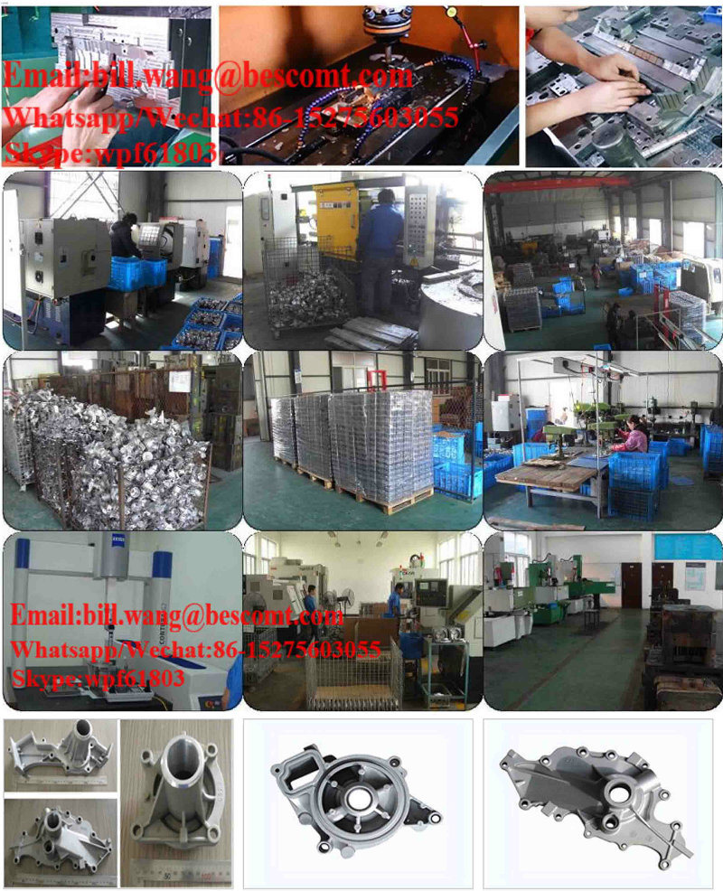 High Precision Aluminum Container Die Cast Mould Making