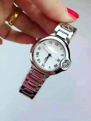 Fashion Ladies Quartz Wristwatch Big Brand