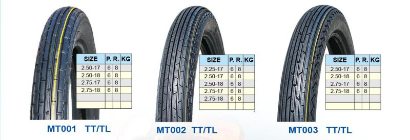 Motorcycle Tyre 90/90-18