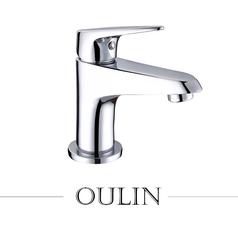 Fashionable Single Handle Brass Basin Faucet/Mixer/Tap