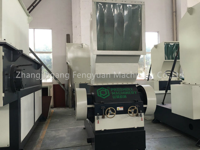 Plastic PVC Pipe Crusher Grinder Machine