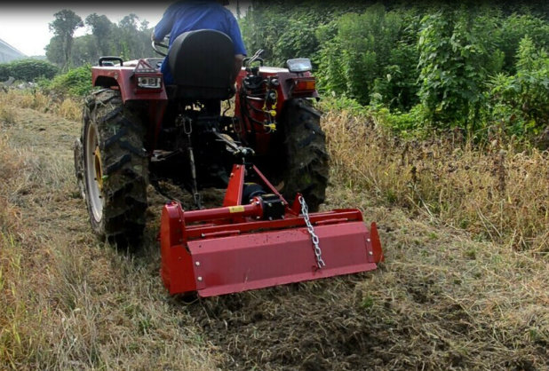 3 Point Linkage with Gearbox 20-30HP Tractor Tiller