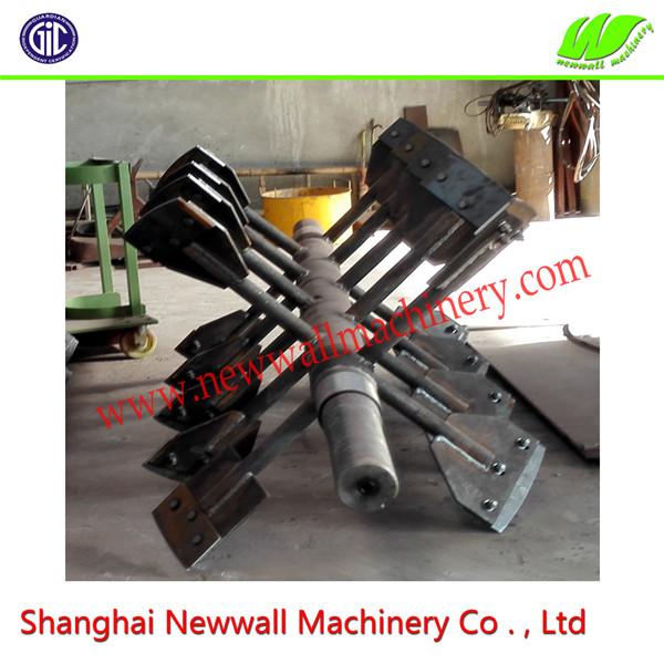 30tph Dual Shaft Dry Mortar Mixer