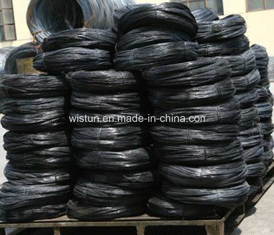 1.65mm Black Annealed Soft Binding Wire.