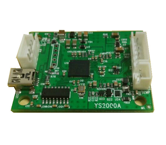 Small Volume Ys2000A SpO2 + Temp Moduel with Standard Accessories