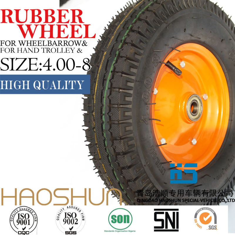 Agricultural Tyre Tractor Tyre Tractor Parts 5.00-12