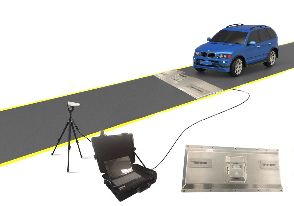 High Quality Under Vehicle Security Inspection Surveillance System