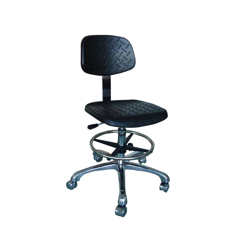 Cleanroom ESD Antistatic PU Foam Chair
