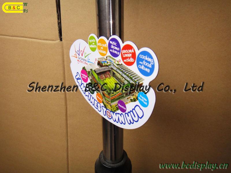 Soft Magnetic Cup Mat, Fridge Magnet, Refrigerator Magnet, Soft Magnetism Coaster (B&C-G083)