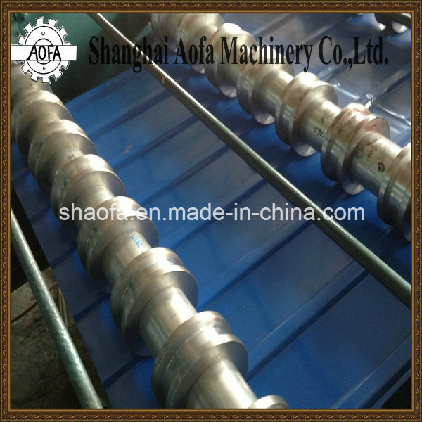 Ibr Roof Sheet Roof Panel Roll Forming Machine (AF-R1025)