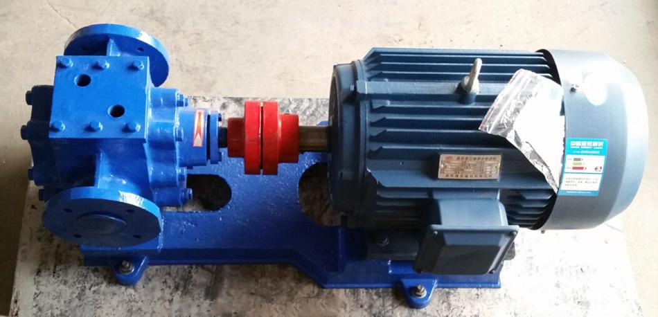 Paraffin Gear Pump