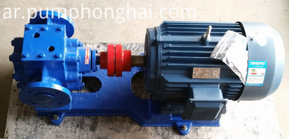 LQB series cast iron material palm oil gear pump