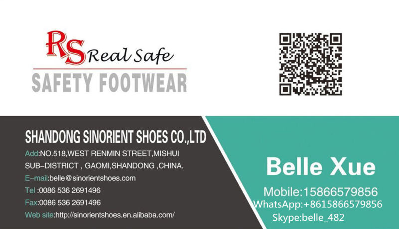 Office Safety Shoes, Police Safety Shoes (RS5240)