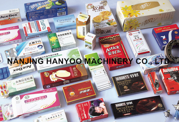 Automatic Carton Box Cartoning Machine for Bottles, Blisters, Ointments, Perfumes, Cosmetics