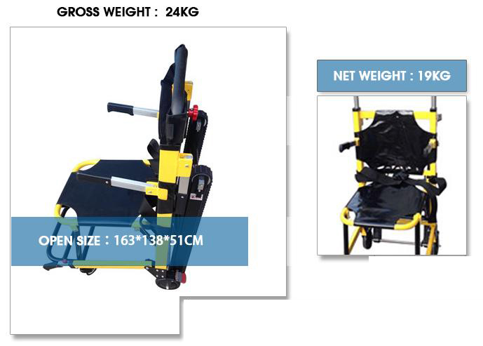 Easy Adjustable High Quality Electric Chair Stretcher
