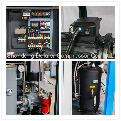 Dlr Enery Saving Rotary Screw Compressor Dlr-40A (Belt Drive)