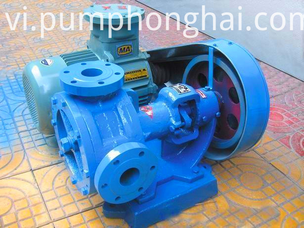 NCB gearmotor high viscosity liquid gear pumps