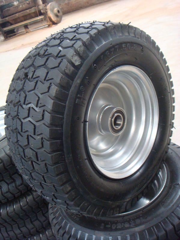 High Quality Tubeless Turf Wheel 18X8.50-8