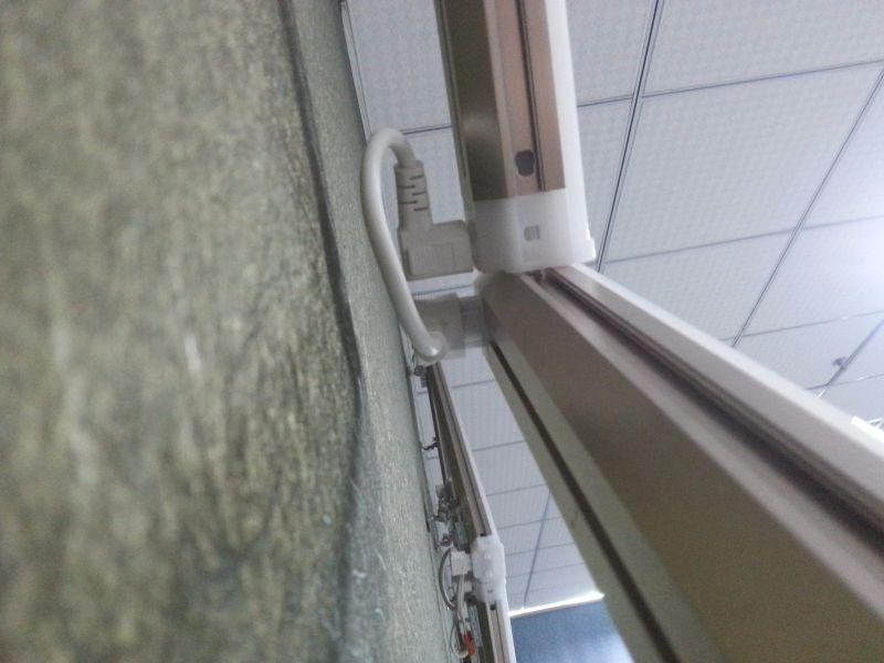 Dimmable 1FT/10W--1.5FT/15W--2FT/20W--3FT/30W--4FT/35W--4FT&5FT/45W--5FT/50W LED Linear Light with ETL/cETL
