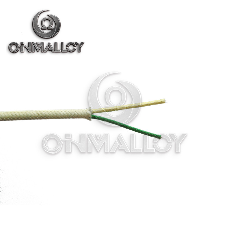 Jpx/Jnx Type J Thermocouple Extension Wire Dia 3.2mm*2 Solid