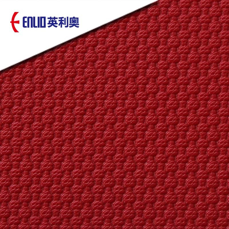 red color pvc floor