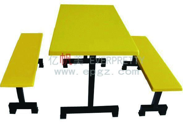 New Design Fast Food Restaurant Dining Table and Chair