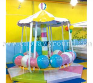 Hot Selling Electric Indoor Ausement Park Carousel Playground (HD-8007)