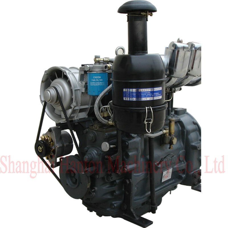 Deutz MWM D302-2 Air Cooled Generator Drive Diesel Engine