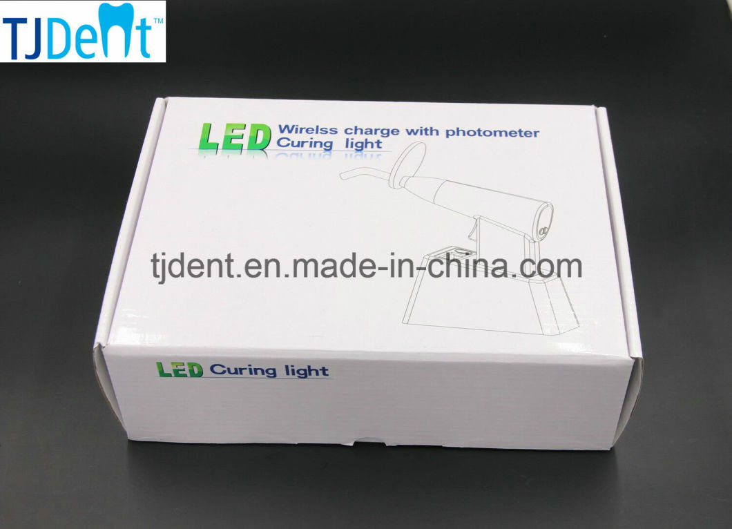 Durable High Lux with Light Tester LED Dental Curing Light (CL-08)