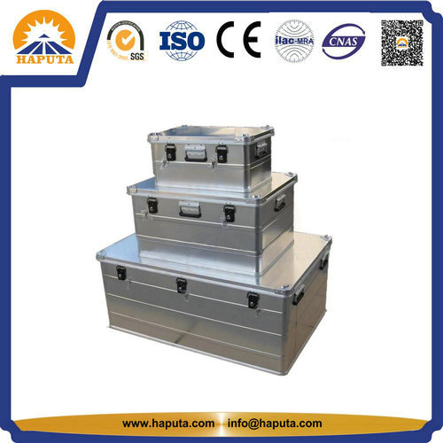 Aluminium Empty Tool Case and Box for Storage (HW-5002)