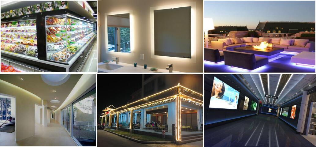 China 5m SMD 5050 Waterproof RGB Color Changing Flexible LED Strip - China LED Lamp, LED Ceiling Light