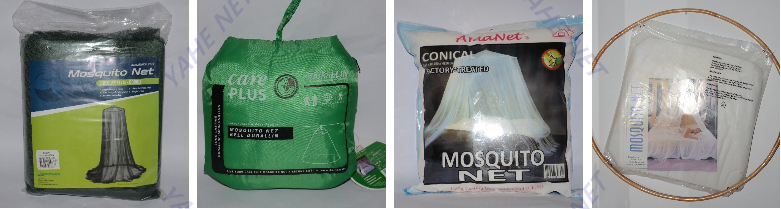 Who Approved Treated Mosquito Net