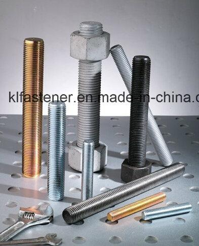Alloy Steel / Steel Thread Rod Stud Bolt B7 B7m