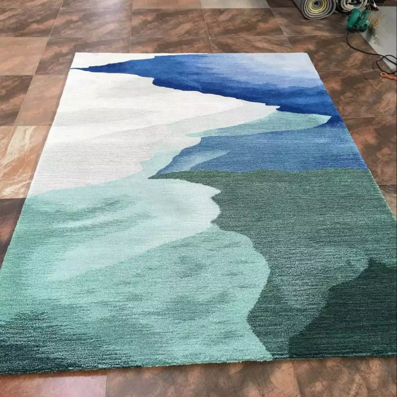 High Quality Hand Made Modern Carpet