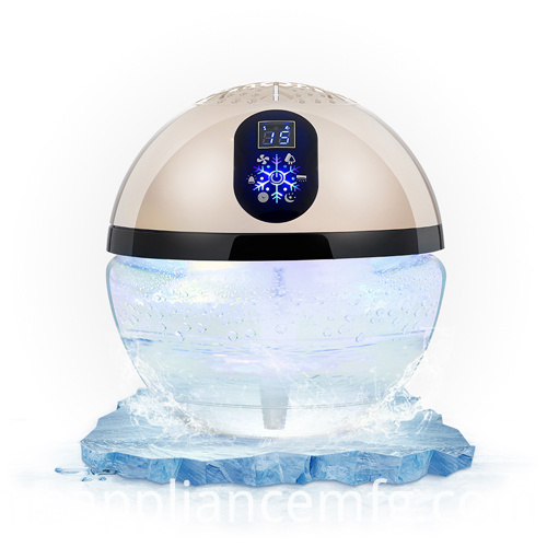 Air Purifier by Water Washing for Homeuse with ISO9001