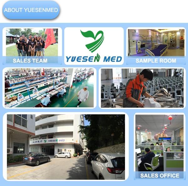 Ysent-Hj25D Hospital Digital Portable Video Laryngoscope