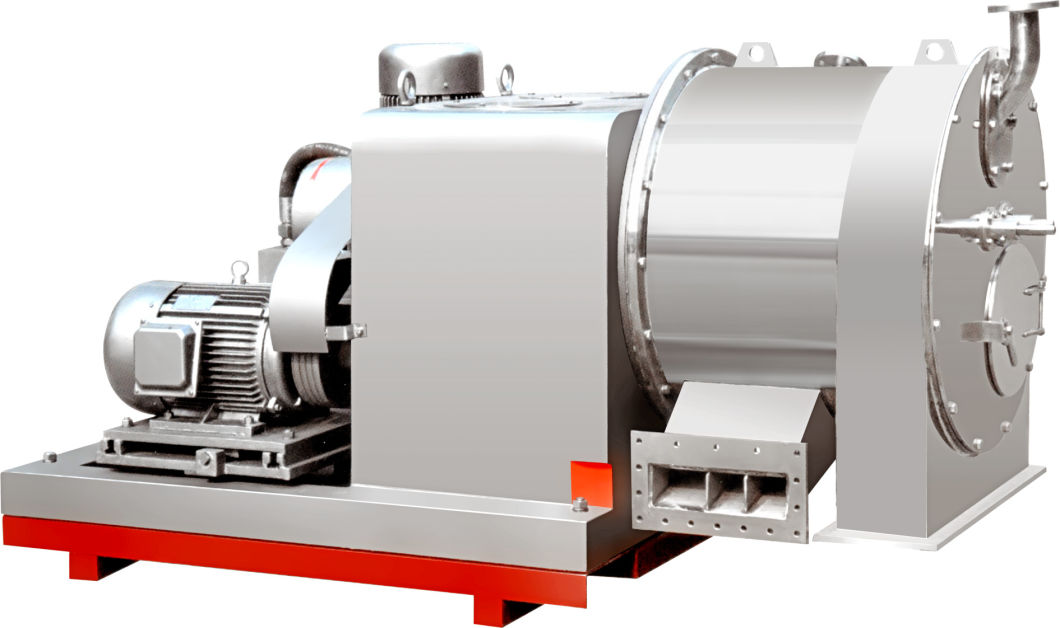Hr Horizontal Piston Pusher Centrifuge